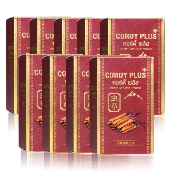 CordyPlus1ถั่งเช่าทิเบต 9 6090