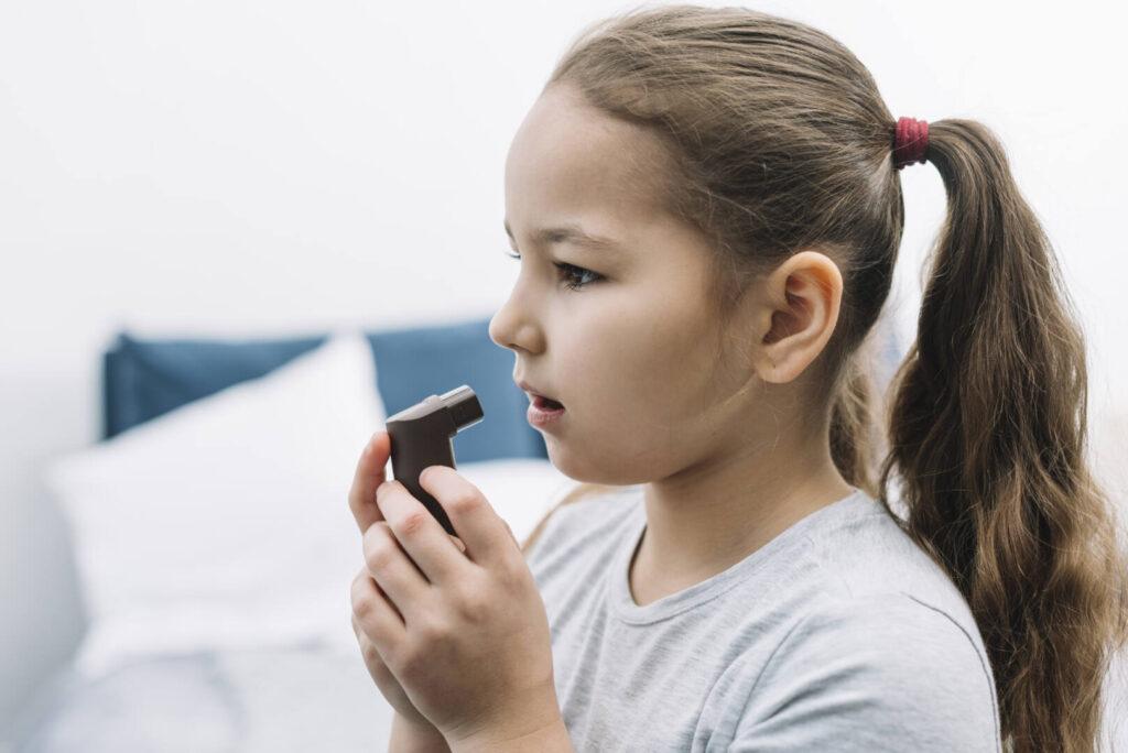 โรคหอบหืดในเด็ก