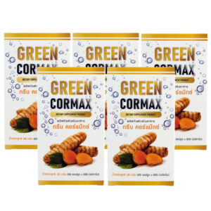 greencormax กรดไหลย้อน